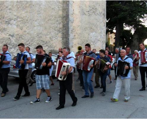 Zasvirili i stari i mladi iz Istre i Slovenije