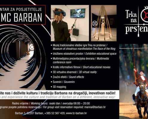 Centar za posjetitelje Barban